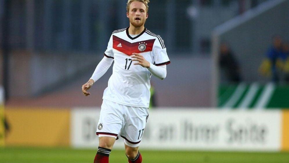 War deutscher Juniorennationalspieler: Philipp Hofmann - Bildquelle: FIROFIROSID