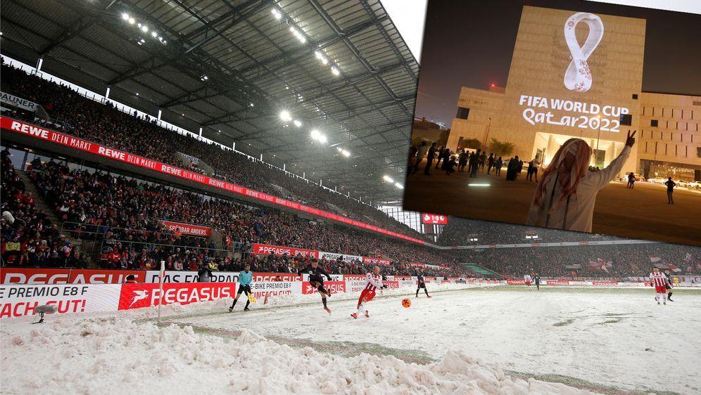 Bundesliga und WM gleichzeitig? Laut DFL durchaus eine Option - Bildquelle: Getty