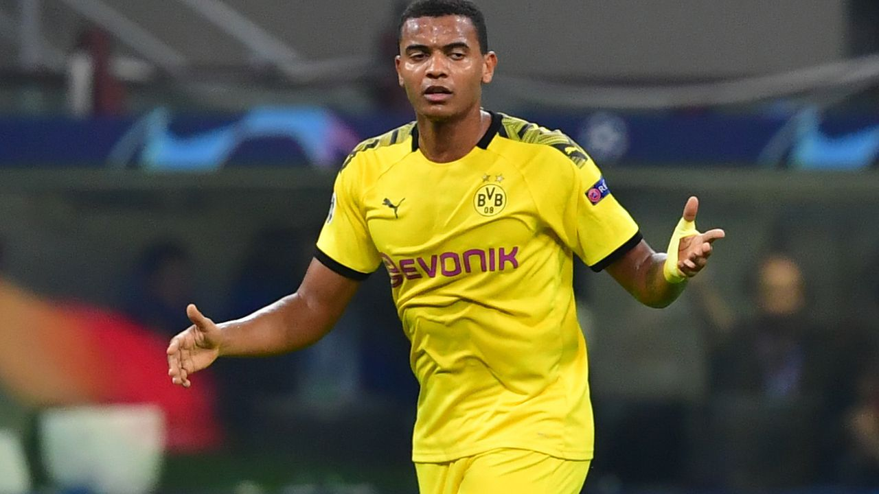 Manuel Akanji (Borussia Dortmund) - Bildquelle: imago