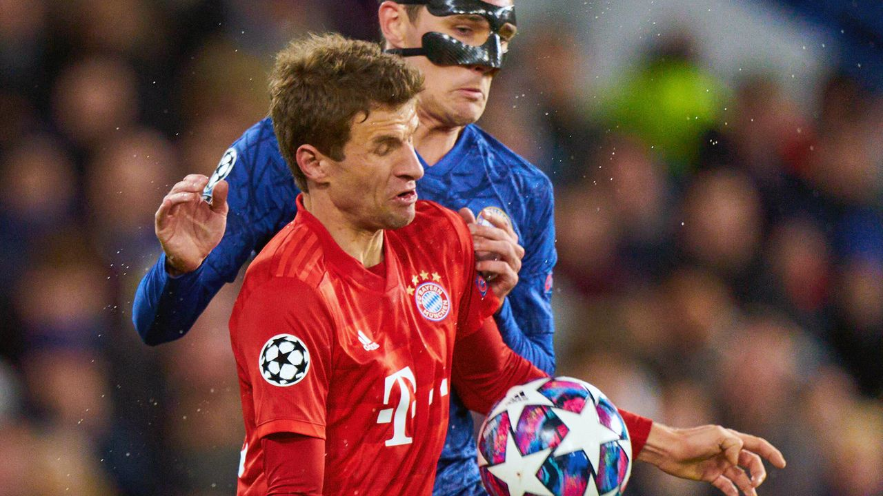Thomas Müller - Bildquelle: Imago