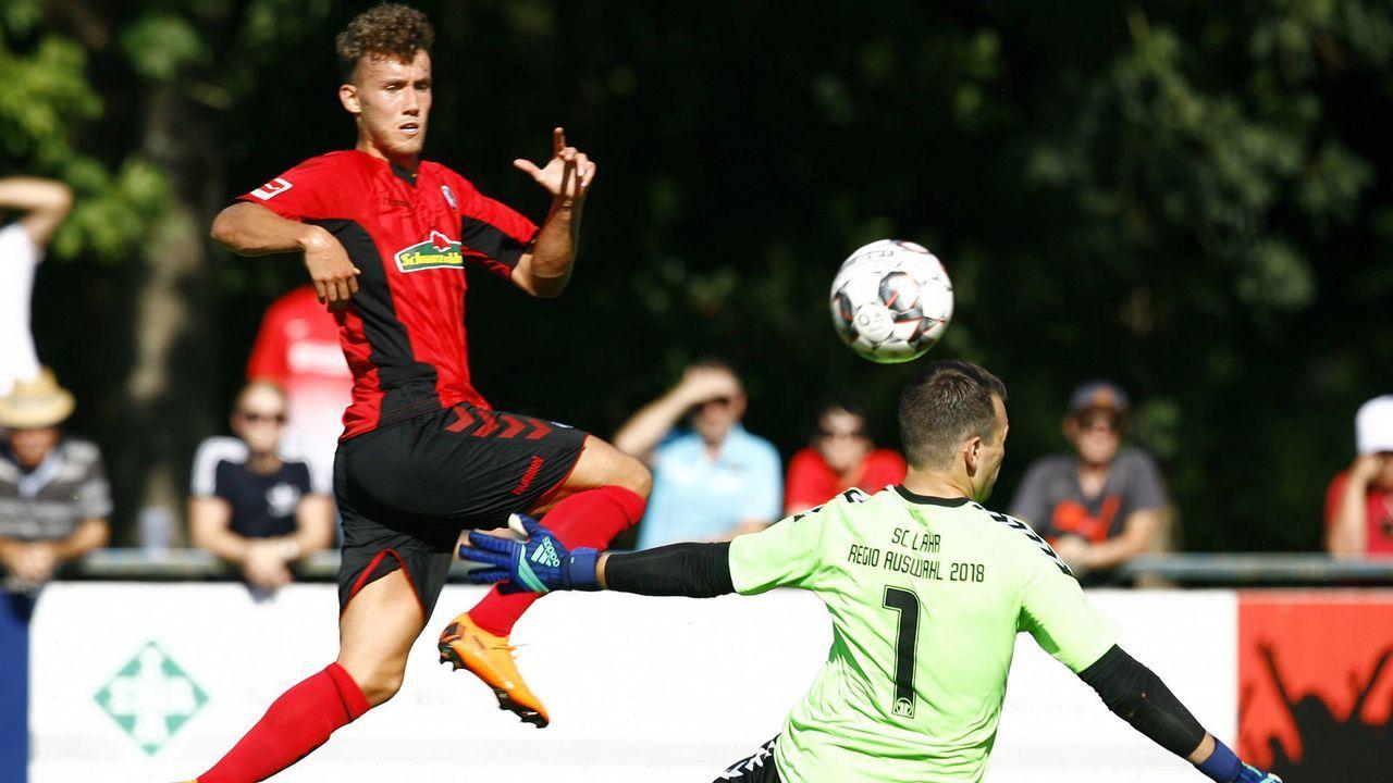Platz 17: SC Freiburg - Bildquelle: imago/Sportnah