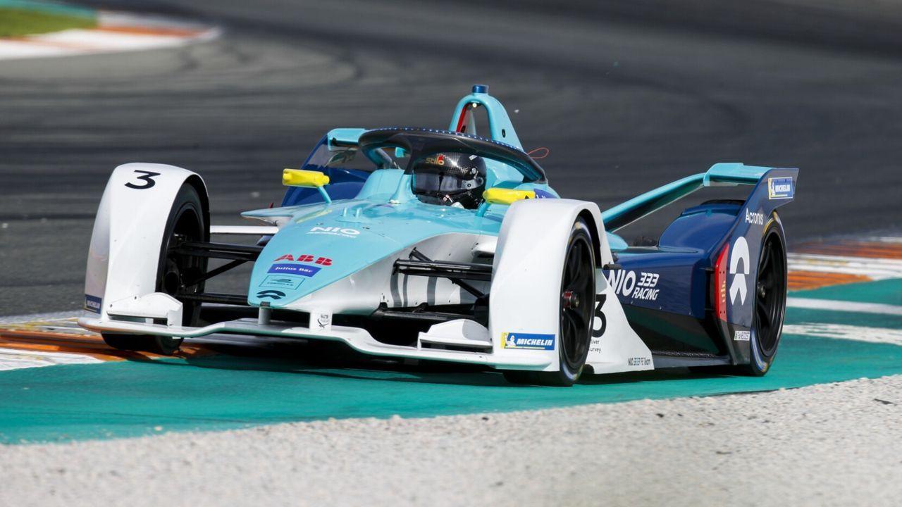 NIO 333 FE Team - Bildquelle: Motorsport Images