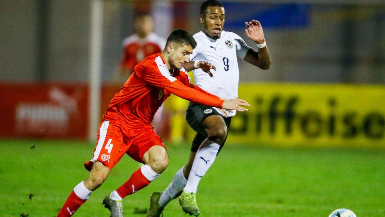 Leonidas Stergiou (FC St. Gallen) - Bildquelle: imago