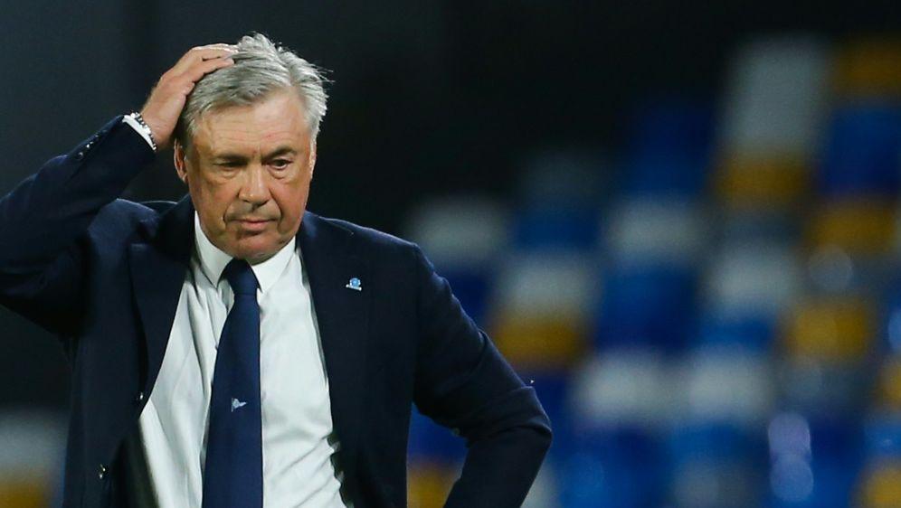 Carlo Ancelottis Sperre bleibt trotz Einspruchs bestehen - Bildquelle: AFPSIDCARLO HERMANN