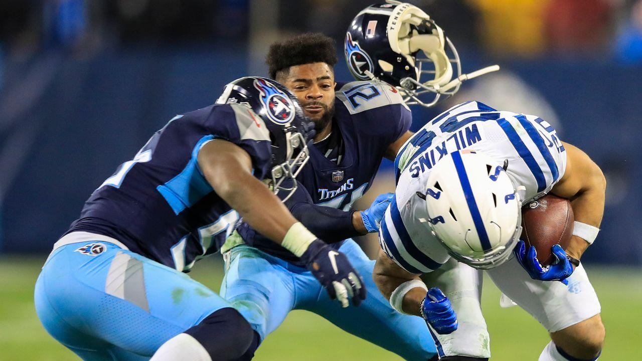 Platz 25: Tennessee Titans - Bildquelle: 2018 Getty Images