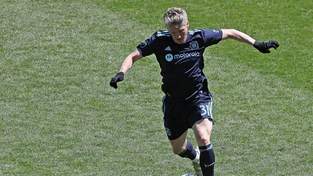 MLS: Bastian Schweinsteiger ins Allstar-Team gewählt - Bildquelle: GETTY IMAGES NORTH AMERICAAFPSID-JONATHAN DANIEL