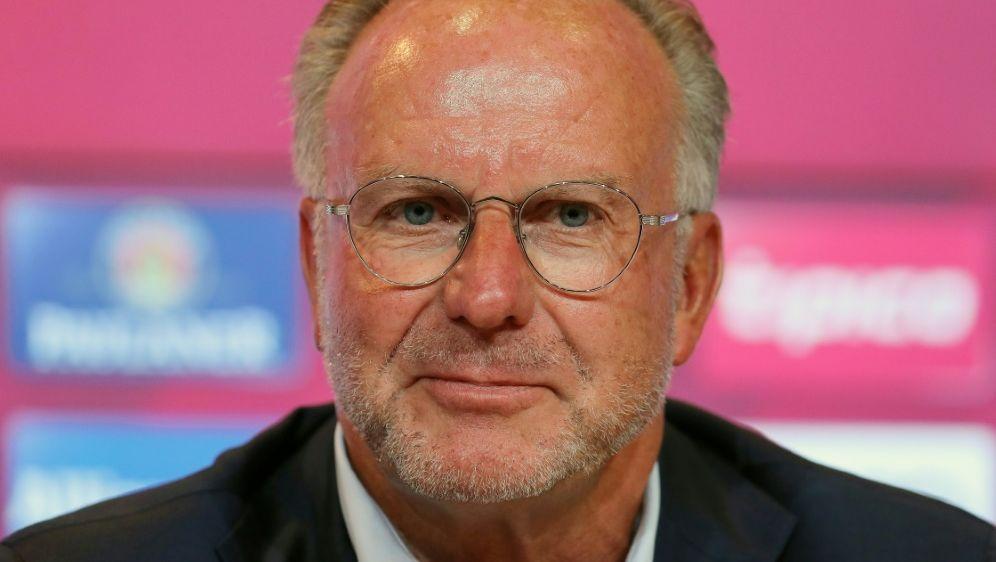 Rummenigge und der FC Bayern nähern sich dem eSport an - Bildquelle: FIROFIROSID