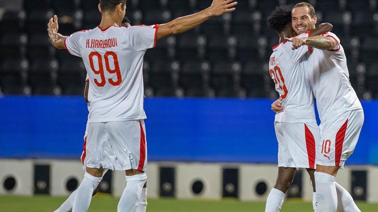 Pierre-Michel Lasogga (Al Arabi Sports Club) - Bildquelle: alarabi_club/instagram