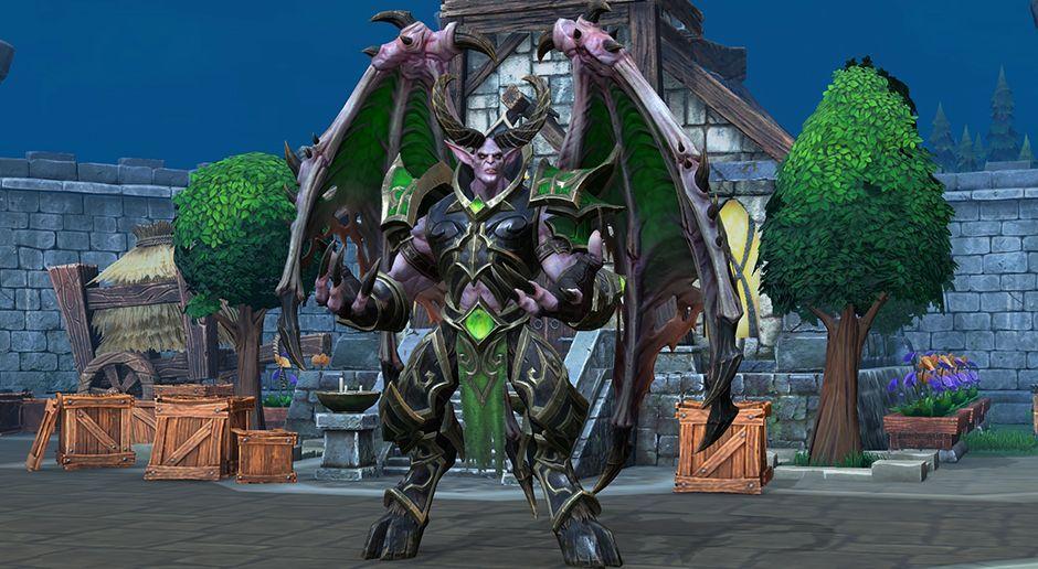 Warcraft 3 - Reforged - Bildquelle: Blizzard