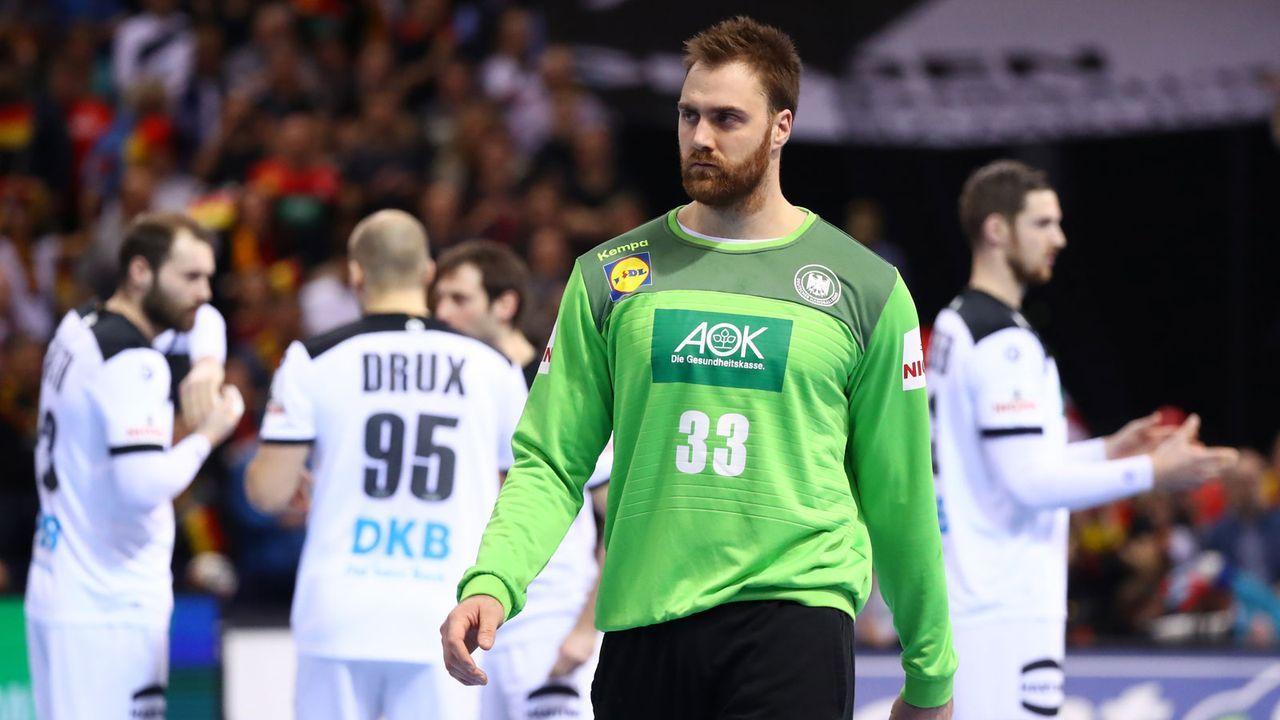 Handball-WM: Deutschland gegen Norwegen in der Einzelkritik - Bildquelle: imago