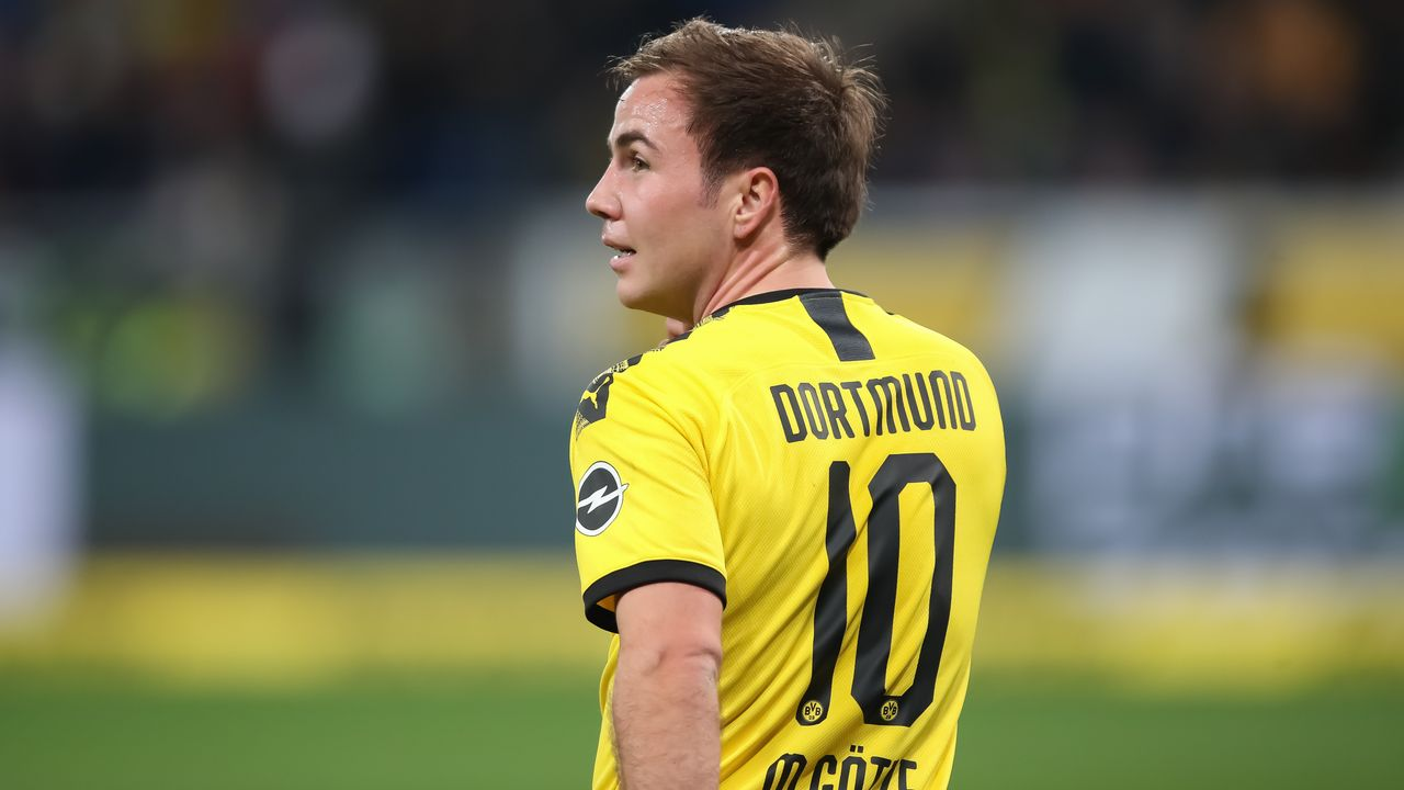 Mario Götze - Bildquelle: getty