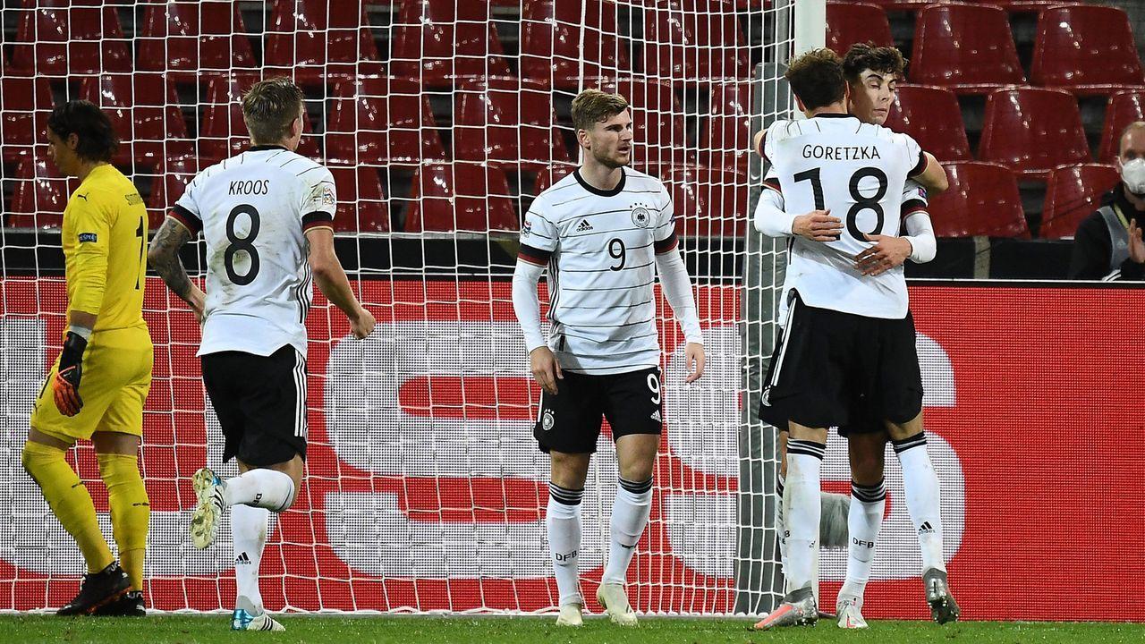 Einzelkritik: Noten der DFB-Stars gegen die Schweiz - Bildquelle: imago images