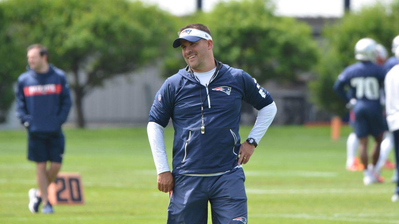Josh McDaniels (New England Patriots) - Bildquelle: imago images/ZUMA Press