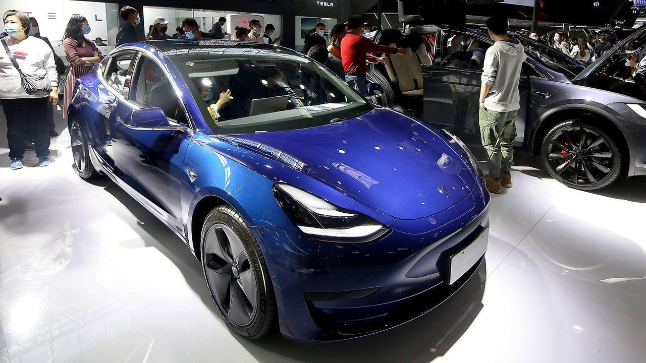 Tesla Model 3 Performance  - Bildquelle: imago images/UPI Photo