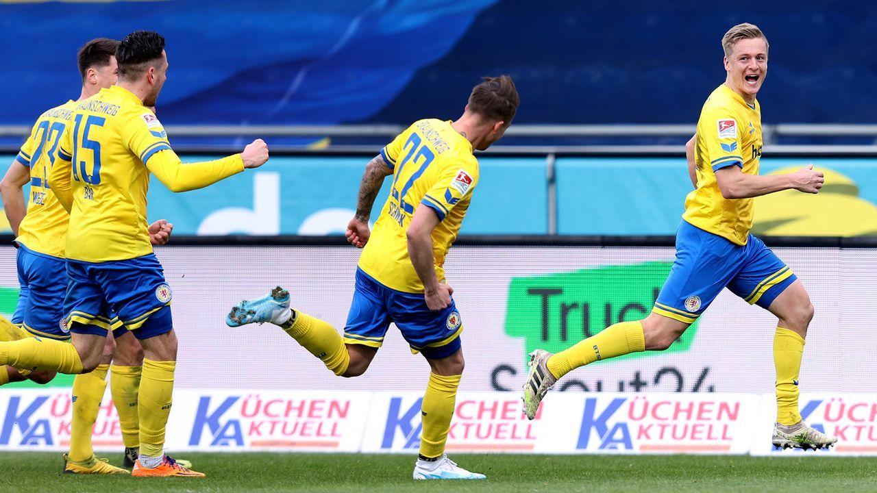 Platz 10: Eintracht Braunschweig - Bildquelle: 2021 Getty Images
