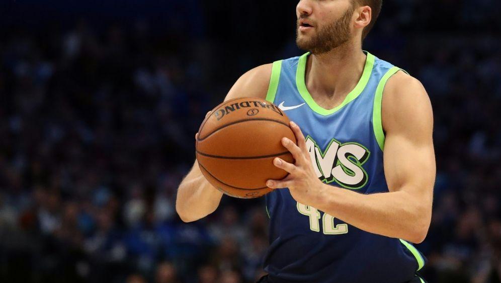 Kleber spielt seit 2017 für die Dallas Mavericks - Bildquelle: GETTY AFPSIDRONALD MARTINEZ