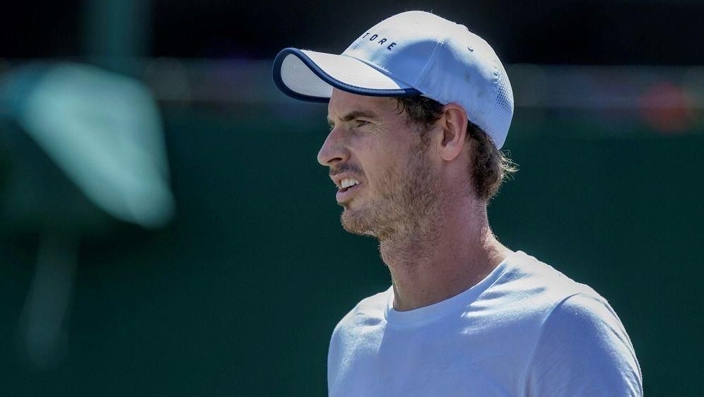 Andy Murray scheiterte in Cincinnati in der ersten Runde - Bildquelle: PIXATHLONPIXATHLONSID