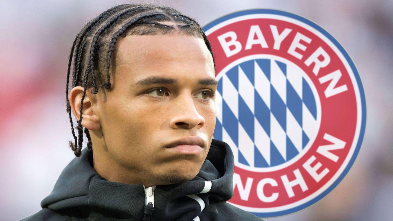 6. These: Sane wechselt in der Winterpause zum FC Bayern - Bildquelle: imago images / Sven Simon