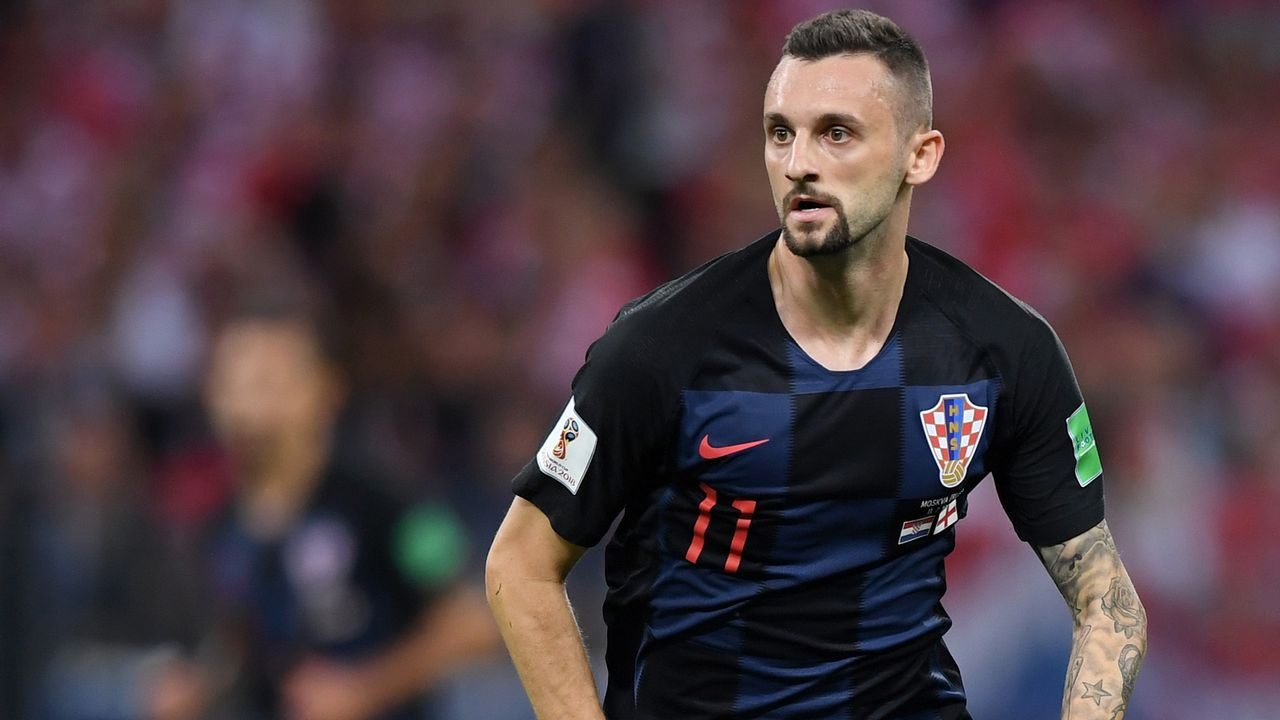 Marcelo Brozovic (Kroatien) - Bildquelle: Getty Images