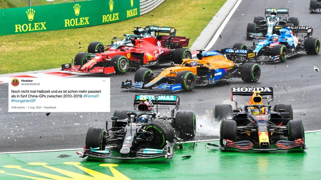 Allerlei Action - Bildquelle: imago images/Motorsport Images