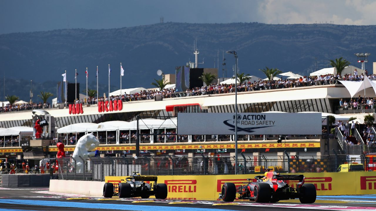 Circuit Paul Ricard Le Castellet, Frankreich - Bildquelle: 2018 Getty Images