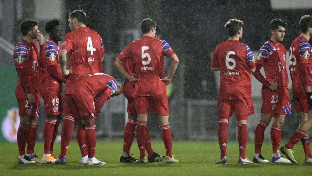 Nach Bayerns Niederlage sieht Babbel Handlungsbedarf - Bildquelle: AFPPOOLSIDFABIAN BIMMER