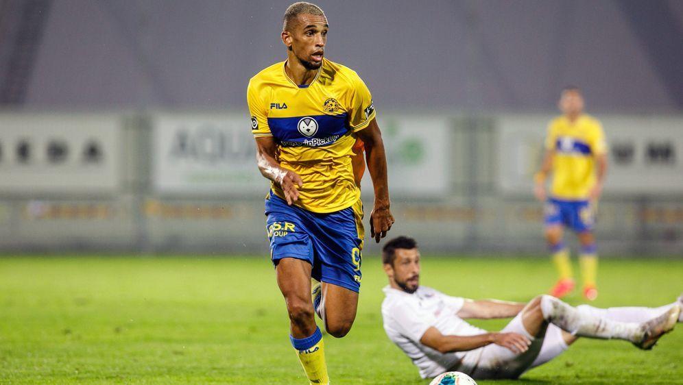 Nick Blackman soll einer der sechs infizierten Spieler bei Maccabi Tel Aviv ... - Bildquelle: imago images/Scanpix