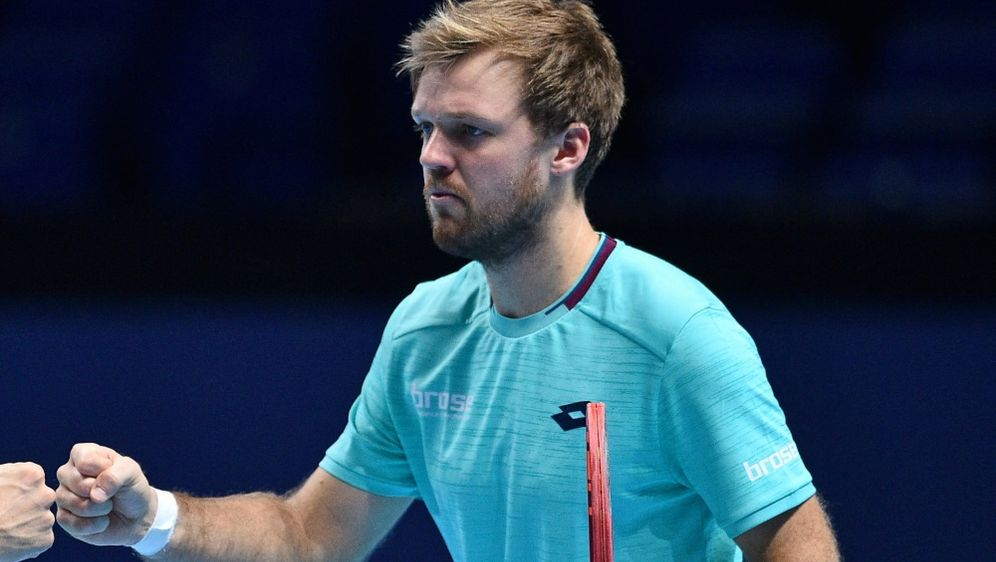 Der zweimalige French-Open-Sieger Kevin Krawietz - Bildquelle: AFPSIDGLYN KIRK