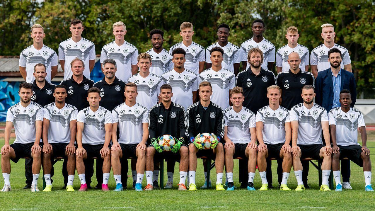 U20 - So viel Profi-Erfahrung besitzen die Stars von morgen - Bildquelle: 2019 Getty Images