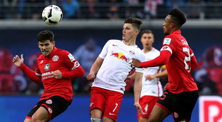 1. FSV Mainz 05 vs. RB Leipzig - Bildquelle: 2016 Getty Images