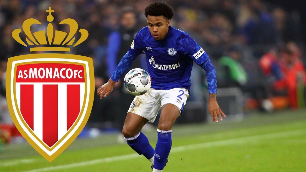 Weston McKennie (FC Schalke 04) - Bildquelle: 2020 Bongarts/Getty Images
