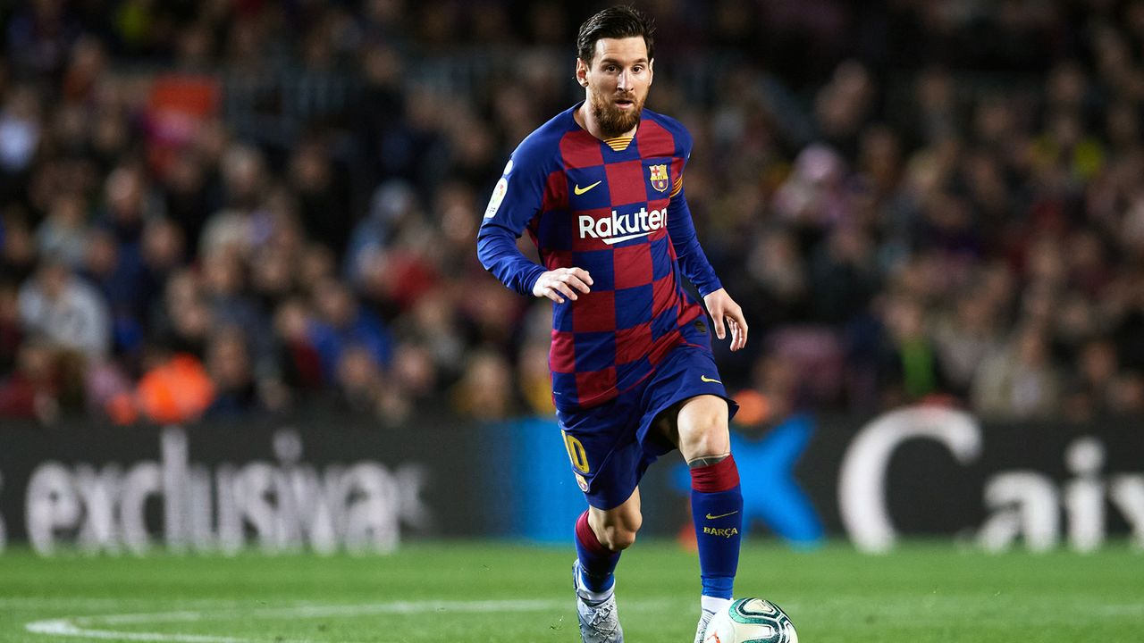 Platz 3 - Lionel Messi (Fußball) - Bildquelle: 2020 Getty Images
