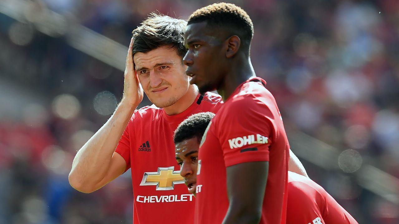 Manchester United (Premier League/England) - Bildquelle: 2019 Getty Images