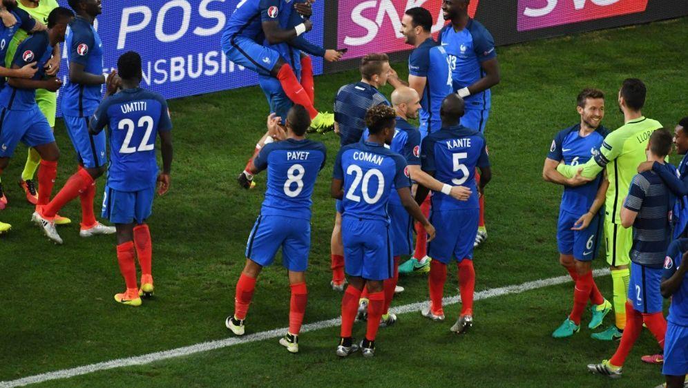 Frankreich Em Finale