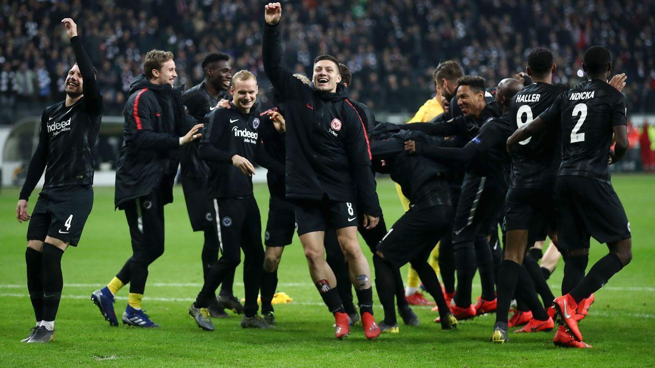 Zehn Gründe, Eintracht Frankfurt zu lieben - Bildquelle: 2019 Getty Images
