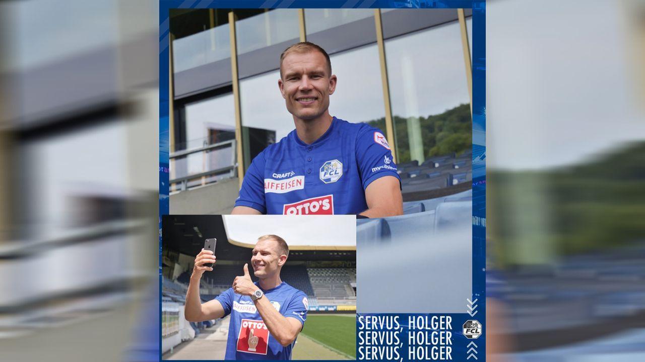 Holger Badstuber (FC Luzern) - Bildquelle: twitter@FCL_1901