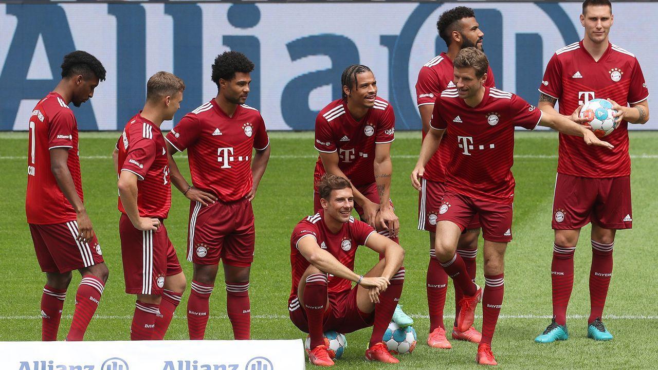 Bayern startet mit extrem dünnem Kader - Bildquelle: 2021 Getty Images