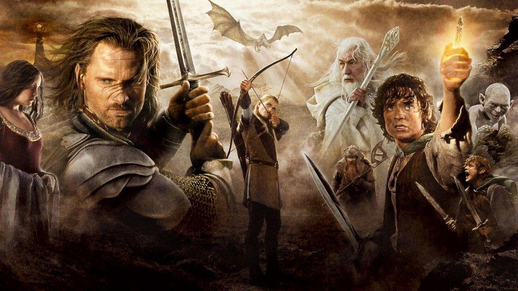 Herr der Ringe: Die Rückkehr des Königs räumt 11 Oscars ab - Bildquelle: Universal