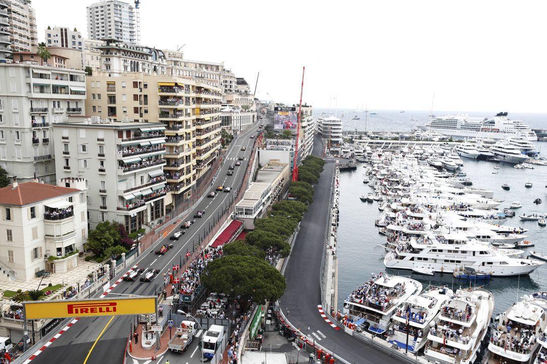 Circuit de Monaco, Monaco  - Bildquelle: imago/Motorsport Images