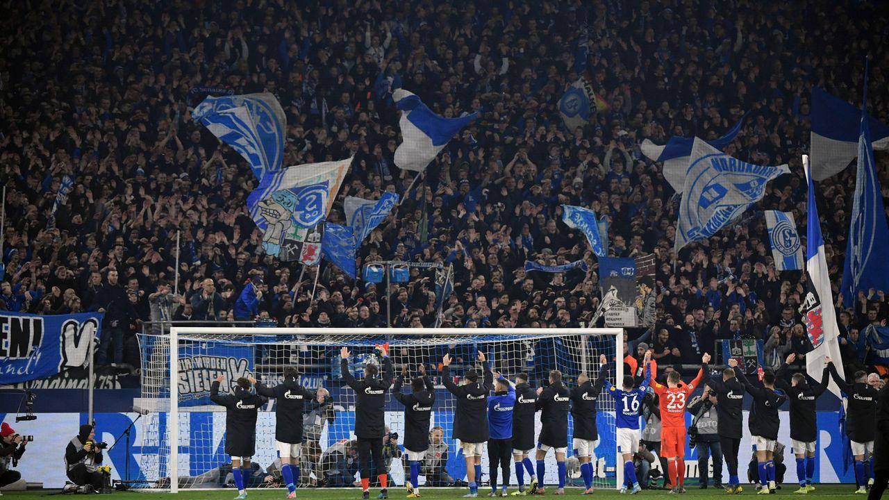 Volle Bundesligastadien - Bildquelle: imago images/Team 2