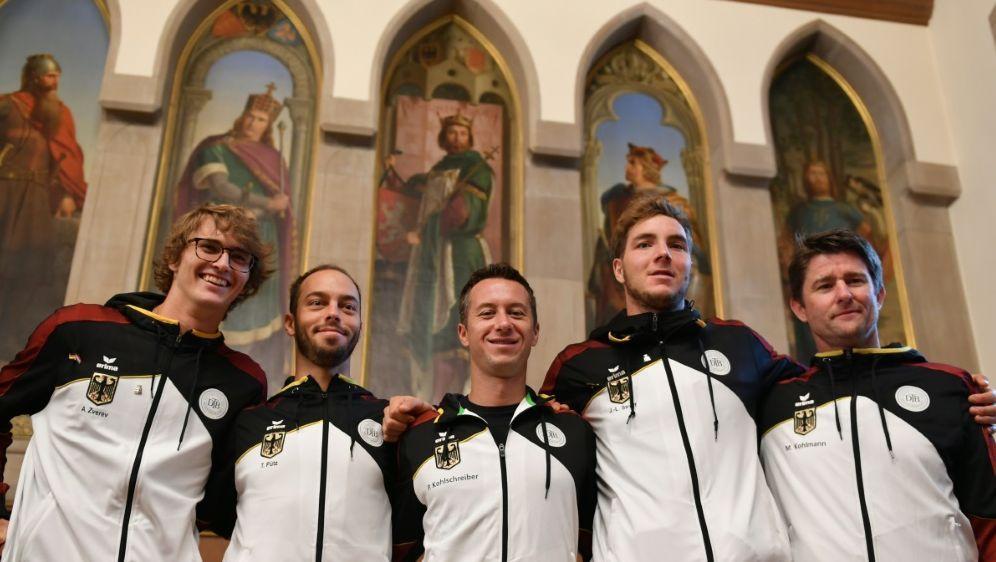 Davis Cup: Deutsches Team erreicht Finalturnier - Bildquelle: AFPSIDArne Dedert