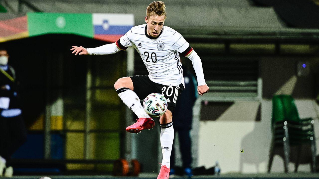 Felix Passlack (Borussia Dortmund) - Bildquelle: Imago