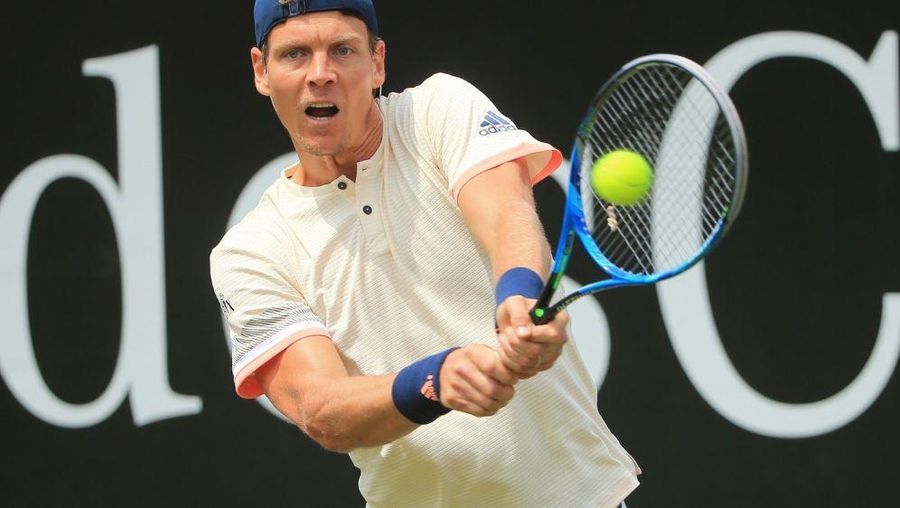 Berdych muss Wimbledon aufgrund einer Verletzung absagen - Bildquelle: XINHUAXINHUASID