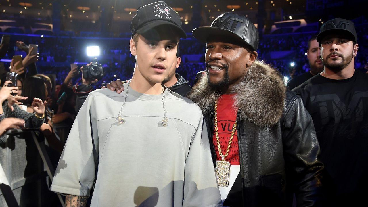 WWE erteilte Popstar Justin Bieber eine Abfuhr - Bildquelle: Getty