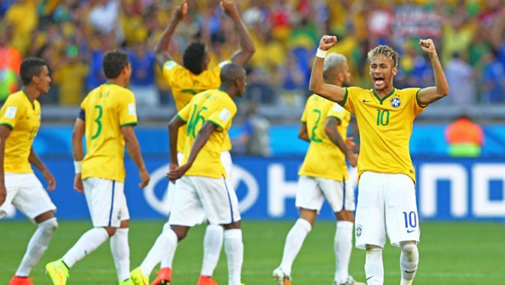 Brasilien Gegen Kolumbien Live
