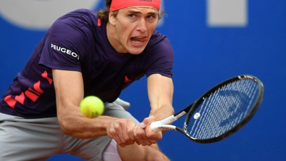 ATP-Masters: Alexander Zverev erreicht das Viertelfinale - Bildquelle: AFPSIDCHRISTOF STACHE