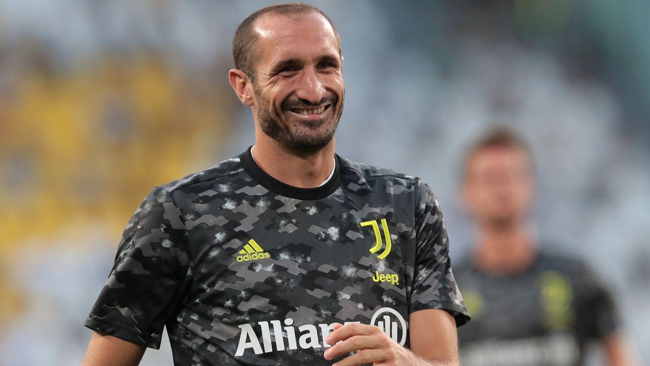 Giorgio Chiellini (Juventus Turin) - Bildquelle: 2021 Getty Images