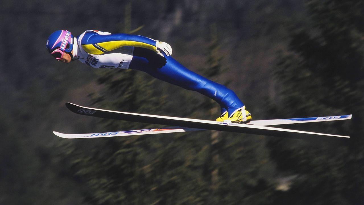 Jan Boklöv revolutioniert das Skispringen - Bildquelle: imago/WEREK