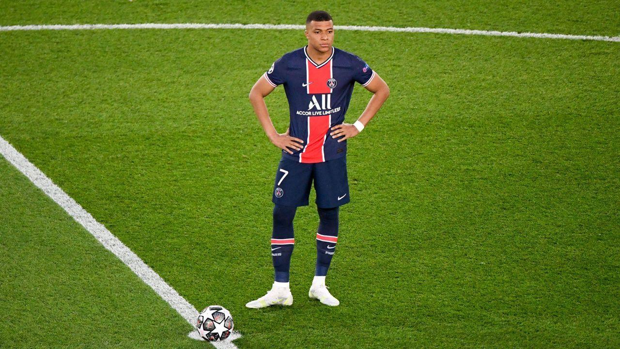 Kylian Mbappé (Paris Saint-Germain) - Bildquelle: imago images/PanoramiC