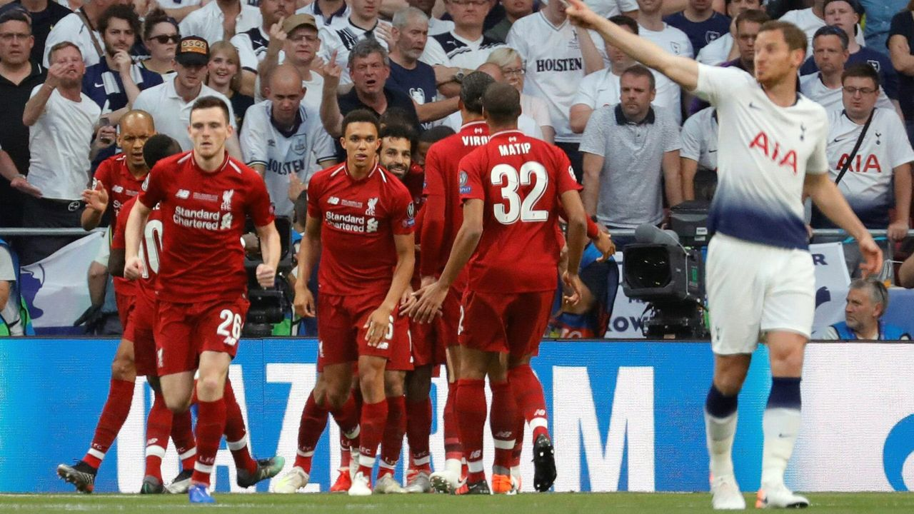 Liverpool schlägt schwache Spurs: Die Einzelkritik zum Champions-League-Finale - Bildquelle: Imago